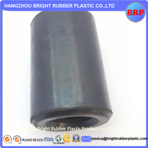 Black EPDM Casting Molding Rubber Parts Shock Resistant