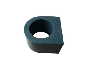 Silica Gel Buffer Block Color Silicone Parts