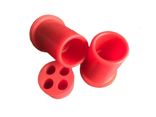 High Performance Silicone Cap for Mechanical Equipment and Trucks