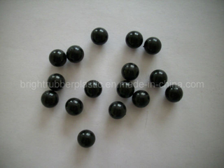 Customized Small Hard Rubber Ball