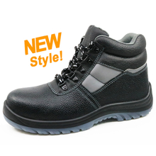 JK008 TPU out sole construction safety boots shoes for work