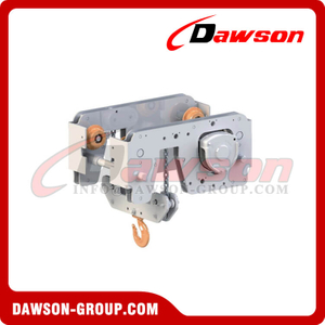 DS-SHB Marine Anti-corrosive Low-headroom Combination Hoist, Spark Resistant Combined Hoist