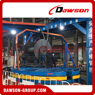 Grommet Wire Rope Sling Machine