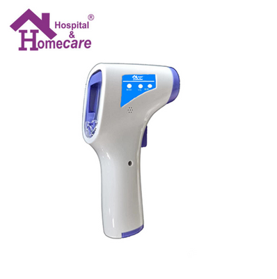 Medical digital non contact infrared forehead thermometer for fever
