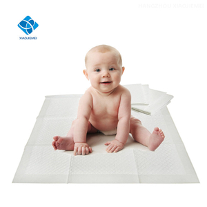 X-Large size Super absorbent Soft cushioned Disposable Breathable Baby Pad Diaper Changing Mat Nappy Pad