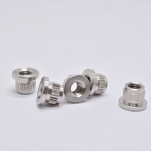 Stainless Steel A2-70 Non-standard CNC Machine Part