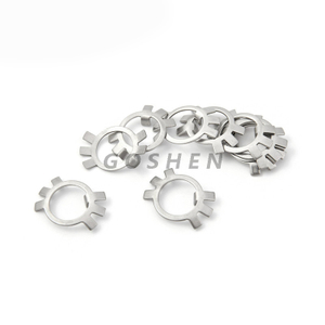 stainless steel A2 A4 Tab washers for round nuts