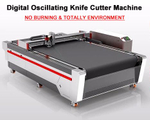 Why Choose The Digital Electric Oscillating Tool Knife Cutting Plotter Machine?