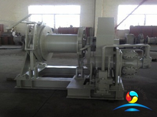 15Ton Marine Hydraulic Driven One Drum Mooring Winch