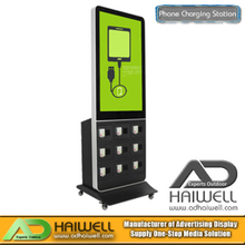 Telefon-Ladestation Digital Signage