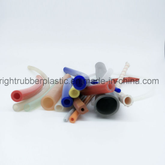 Customized High Quality Colorful Silicone Tube