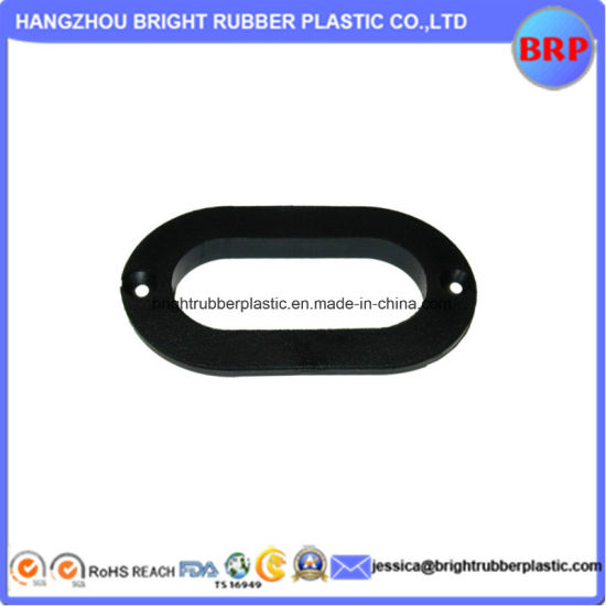 OEM High Quality Black Rubber Oval Grommet