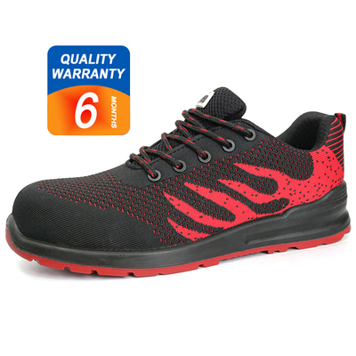 SP021 Anti slip pu injection kevlar insole stylish safety shoes sport