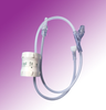Disposable medical Sterile I.V. Flow Regulator Extension Sets