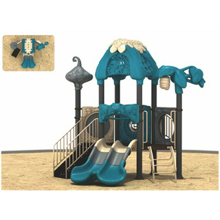 School Small Kids Tree House Playground Equipment (ML-2003301)