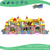 Amusement Park Children Play Castle Indoor Playground (TQ-200409)