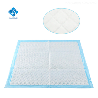 Disposable Diaper Type And Fluff Pulp Material Under Pads