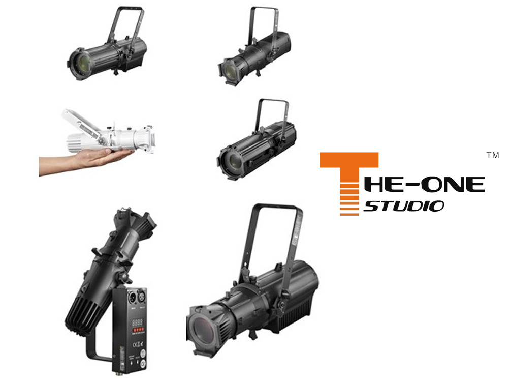 La serie One Studio LED Profile Spotlight