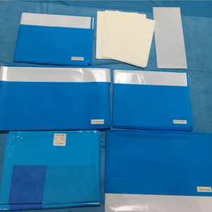Sterile Universal Surgical Drape Kits with CE