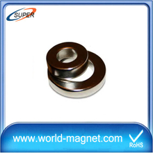 Permanent rare earth ring neodymium magnet