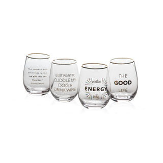 GS0203 Wine Glasses 500ml