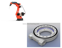Wanda Slew drive SE9 Engranaje helicoidal Slewing Drive para robot industrial
