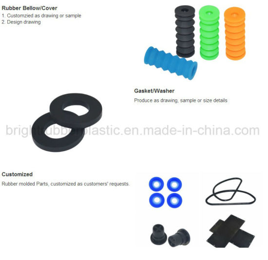 Custom Made Silicone Molded Grommet
