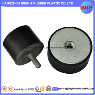Ts 16949 Approved Rubber Metal Part for Auto Machine