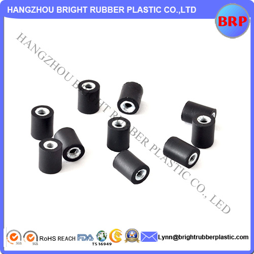 Rubber Bonded to Metal Rubber Shock Buffer for Car