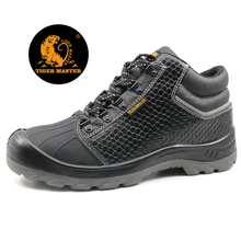 2019 new black leather safety jogger sole work shoes safety for sale