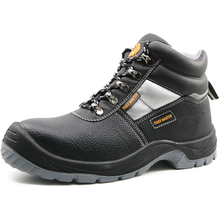 Best selling waterproof anti static steel toe cap construction site safety shoes