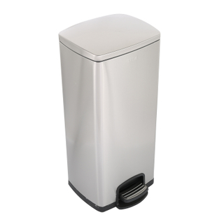 Rectangle Padel dustbin with 30Liter (KL-6430C)