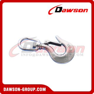 Stainless Steel 316 Swivel Eye Hook, Swivel Eye Hook