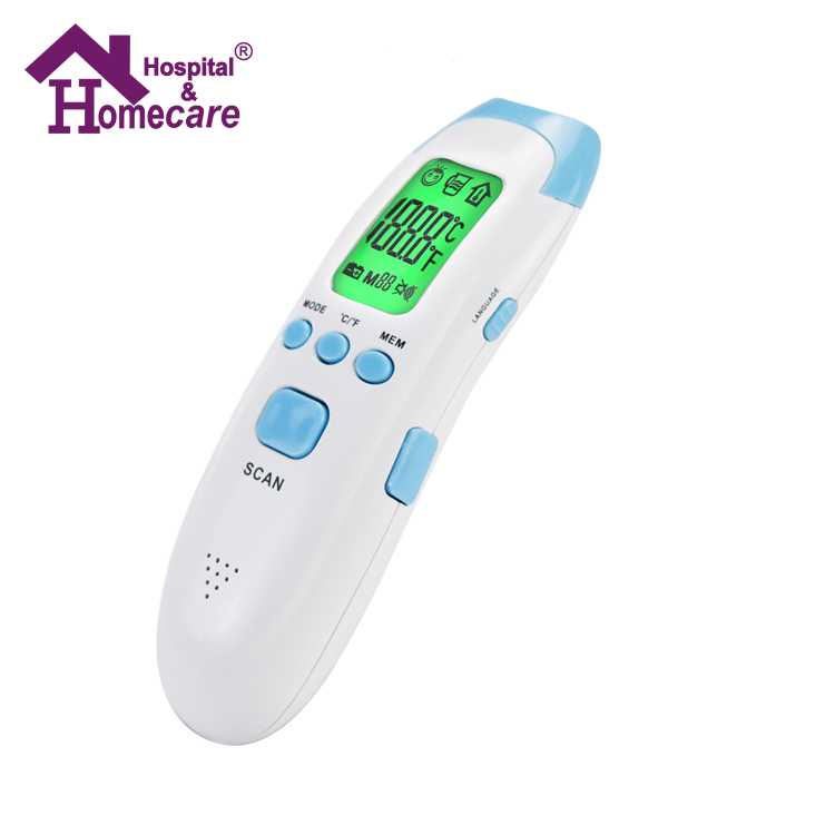 Hot sell Hospital Non Contact infrared forehead Baby Thermometer