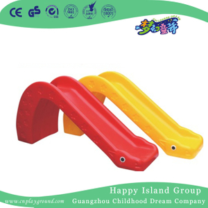 Cartoon Animal Plastic Small Slide Playground (ML-2013905)