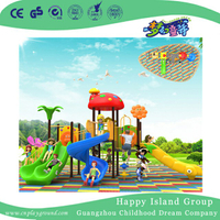 High Quality Outdoor Plastic Children Slide Playground (BBE-B44)