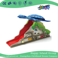 Water Game Equipment FRP Slide With Turtle For Children (HHK-11105)