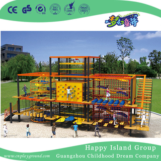 Outdoor Large Adventure Metal Climbing Playground Equipment (HHK-7101)