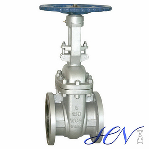 Flanged Handwheel Carbon Steel Low Pressure Gate Valve