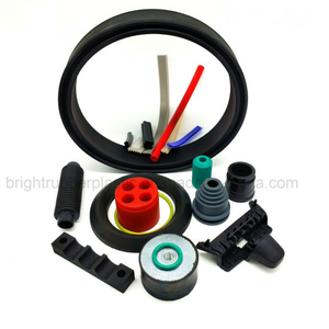 Customized Molded and Extruded Rubber Product