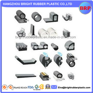 OEM/ODM High Quality Extruded Rubber Part