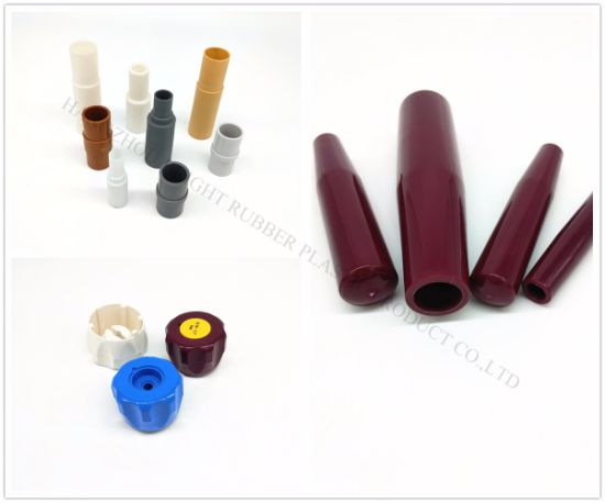 ABS, PP or PE High Sealing Colorful Plastic Cap