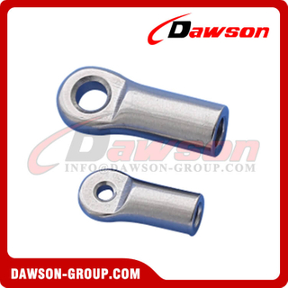 Stainless Steel Mini Swage Eye Terminal