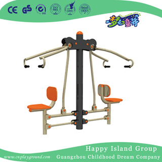 Outdoor Physical Exercise Equipment Sit and Pull Training Machine (HHK-13306)