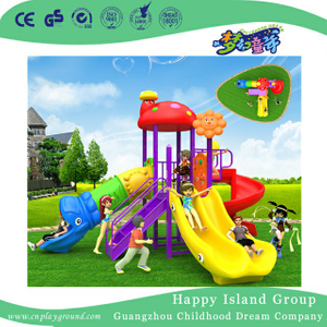 Outdoor Cartoon Various Slide Children Playground (BBE-A63)