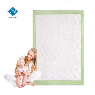 Private Label Disposable Baby Changing Mats With CE/ISO/FDA Cetificate
