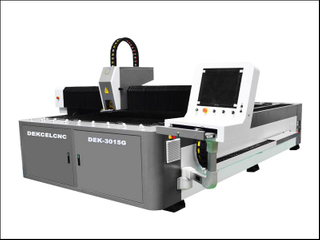 Fiber laser cutting machine 500W