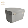 2020 New Design China Cosmetic for Woman Handmade Pu Leather Storage Box