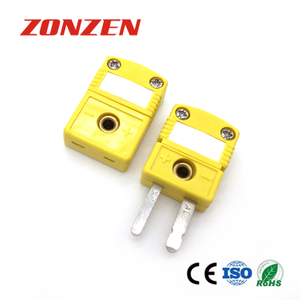 Thermocouple connector miniature size ZZ-M09
