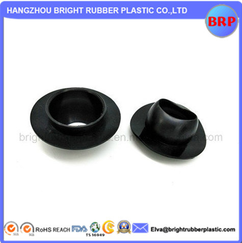 Silicone Rubber Cover with Barrel Shape